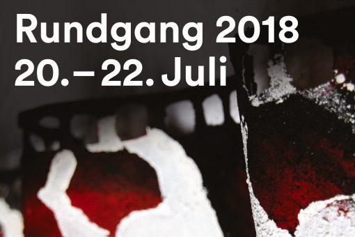 Rundgang 2018 – Zeit und Kunst