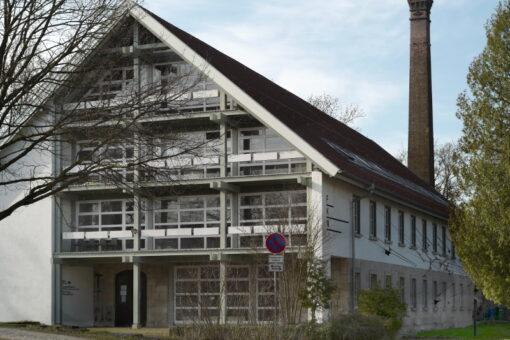 Rundgang 2021: Ausstellung in der FKN-Fabrik