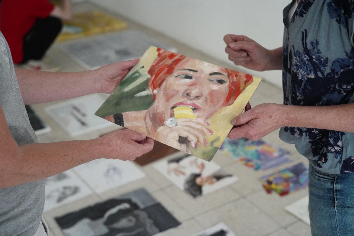 Rundgang-Thema 2021: Kunst zwischen Abstand, Nähe und Berührung